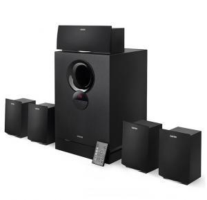Edifier 5.1 Studio Speaker R501TIII, Black