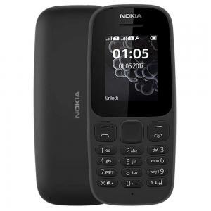 Nokia 105 Dual SIM 4MB 2G-Black