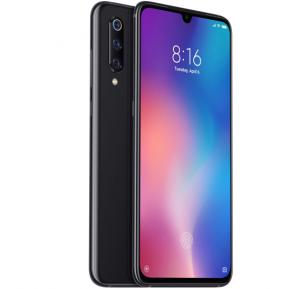 Xiaomi Mi 9 Dual SIM - 64GB 6GB RAM 4G LTE Black Global Version