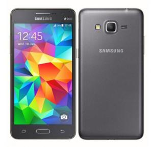 Samsung Galaxy Grand Prime G530F 4G Smartphone, 5.0 Inch Display, 1GB RAM, 8GB Storage, Dual Camera, Wifi, Android OS - Gray