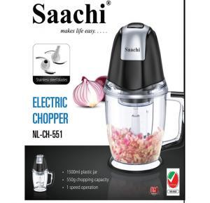 Saachi NLCH-551 Electric Chopper