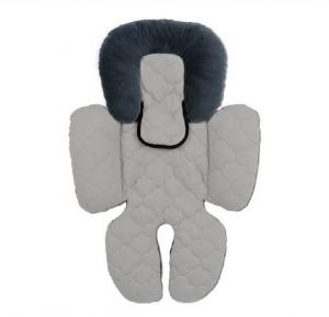 Hauck Hug Me Seat Accessory, Grey, 61813, Toys4you