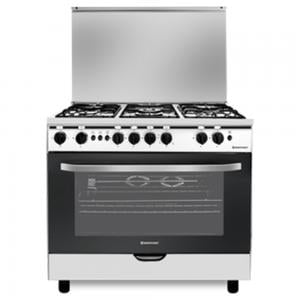 WestPoint WCE-9060HDFS Gas Cooker 140L Stainless Steel