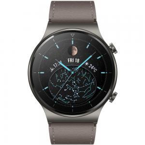 Huawei Watch GT2 Pro 46mm Touchscreen Smart Watch, Nebula Gray