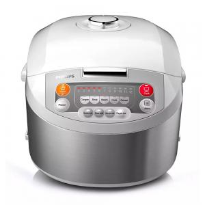 Philips Viva Collection Fuzzy Logic Rice Cooker 980W, HD3038/56