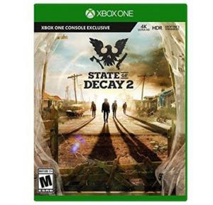 Microsoft State of Decay For Xbox One