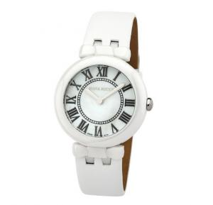 Nina Ricci Analog White Dial White Band Ladies Watch - NR054001