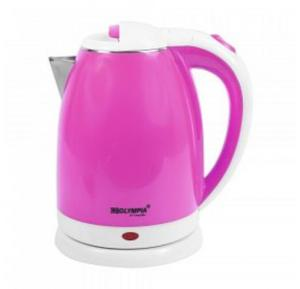 Olympia 2L Stainless Steel Electric Cordless Kettle 1800W - OE-42
