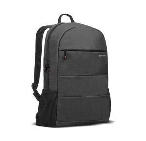 Promate Travel Laptop Backpack, Lightweight Water-Resistant Computer Bag, Alpha-BP Black