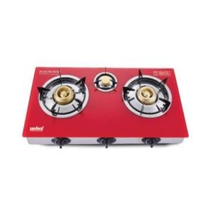 Sanford SF5364GC 3B 3 Burner Gas Stove Glass