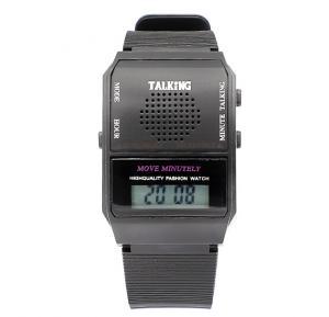 Talking watch for blind, STGT003