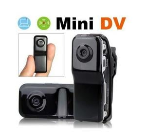 Mini DV World Smallest Voice Recorder Wireless Sound Control Mini DV Pocket Video Camera DVR Camcorder, VC5017
