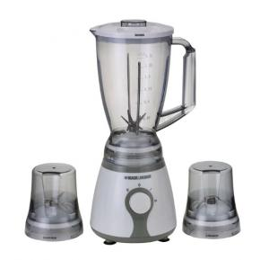 Black & Decker 300W Blender with 2 Mills - BX275-B5