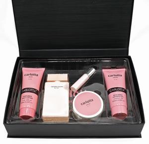 Carlotta Nacimi Gift Set Gift Set with Perfume, Bodyspray, Shower Gel and Body Lotion, 83363
