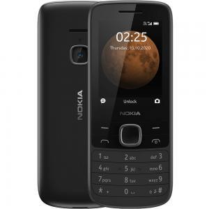 Nokia 225 Dual SIM Black 64MB RAM 128MB 4G LTE