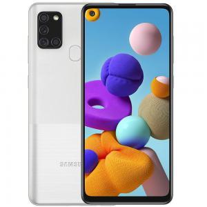 Samsung Galaxy A21s Dual SIM Silver 4GB RAM 128GB 4G LTE
