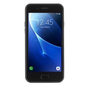 Enet T08 Smartphone, Android 5.1, 5.0 Inch Display, 1GB RAM, 4GB Storage, Dual Camera, Dual Sim, Wifi- Black