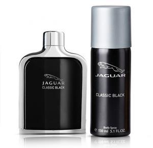 2 in 1 Mega Pack, Jaguar Classic Perfume 100ml Plus Jaguar Deodorant Spray 150ml