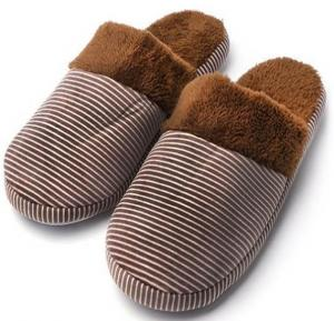 Younglife Collection Indoor sandals for Unisex Brown, Size 40-41