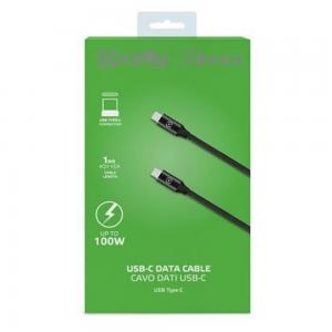 Celly USB Lighting MFI Slim Tip