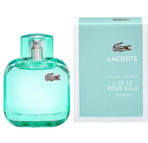 Lacoste Eau De Lacoste Natural Edt 90ml For Women