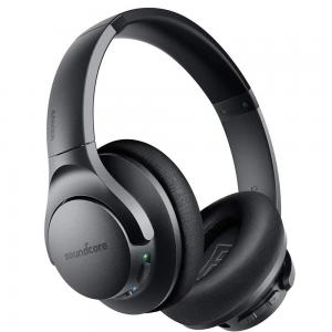 Anker Soundcore Life Hybrid Active Noise Cancelling Wireless Headphones, Q20-A3025H11