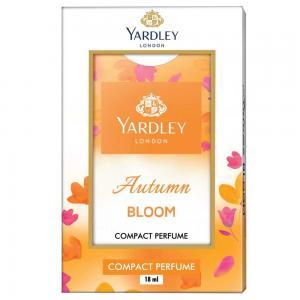 Yardley London Autumn Bloom Compact Perfume for Women, 18ml