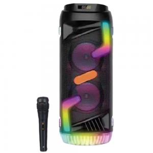 High Bass Portable Bluetooth Speaker With Mic, QTY-4428
