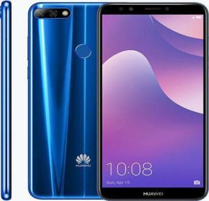 Y7 Prime (2018) Dual SIM 32GB 3GB RAM 4G LTE Blue