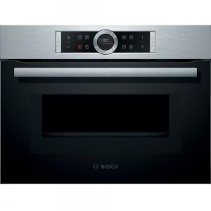 Bosch CMG633BS1M Compact Oven with Microwave 900W