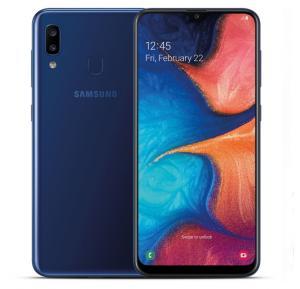 Samsung Galaxy A20 Dual SIM 32GB 3GB RAM 4G LTE,Deep Blue