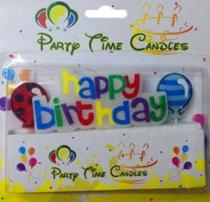 Party Time HB Candle G161