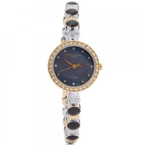 Mount Royale Womens Stainless Steel Analog Watch 1595TTB