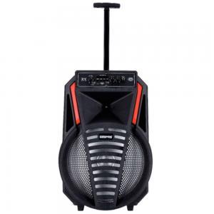 Geepas GMS11188 Rechargeable Speaker Geepas, Black