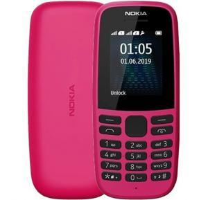 Nokia 105 Dual SIM Pink 4MB 2G