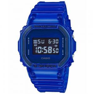 G-Shock Digital Mens Watch, DW-5600SB-2DR, Blue