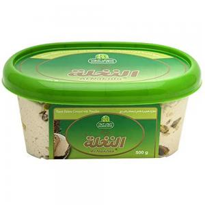 Halwani al nakhla halawa covered with pistachio Twinpack  Special Price, 15% OFF