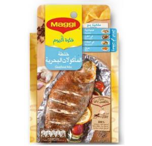 Maggi Seafood Mix 37g Pieces