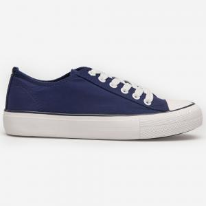 Springfield Womens Casual Shoes Dark Blue