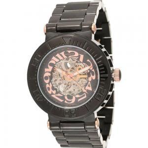 Mount Royale Men Stainless Steel Analog Watch, 7S68B
