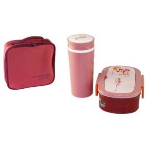 Lunch Bottle with Bottle & Hot Keeper Bag - 592