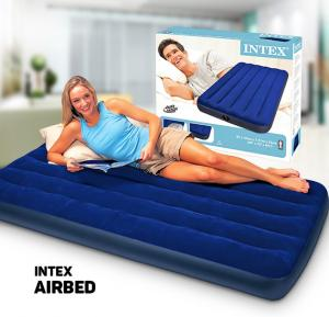 Intex Air Lock Single Inflatable Bed, 68950