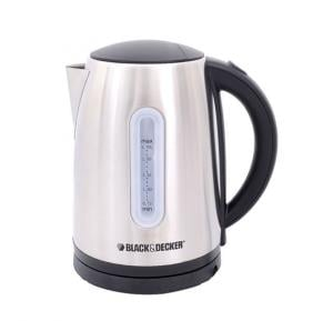 Black & Decker 1.7L Stainless Steel Kettle, JC400-B5