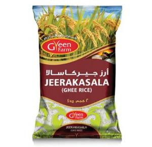 Green Farm Jeerakasala 5 Kg Rice