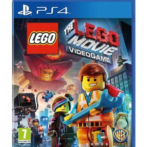 Lego Movie Game PlayStation 4