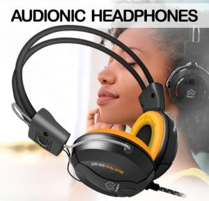 Audionic Music Notes MN 669 Headphones