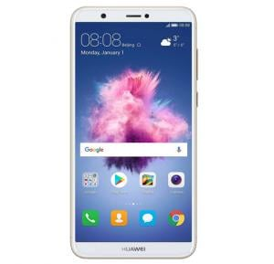 Huawei P Smart 4G Smartphone, 5.65 Inch Display, 3GB RAM, 32GB Storage, Dual Camera, Wifi, Android OS - Gold