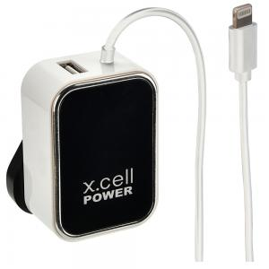 Xcell HC225I Fast 4.0 Amp Home charger Iphone
