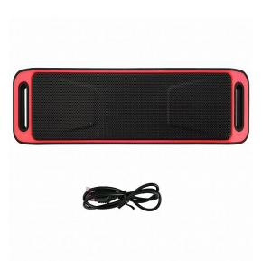 Fashionable Megabass Wireless Blutooth Stereo Speaker Supports FM Radio, Aux, USN And TF Card,