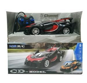 Rechargeable Car R/c Car 1:18 Cd Model